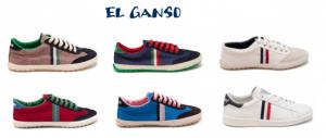 Las zapatillas de colores de El Ganso son para el verano
