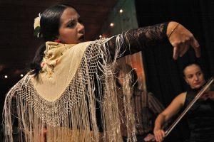 Tipos de trajes y complementos que se usan en el flamenco